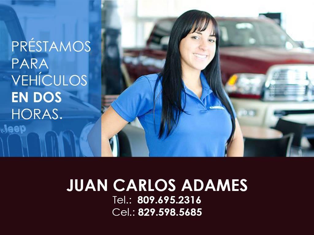 Prestamos con tu Vehiculo en Garantia