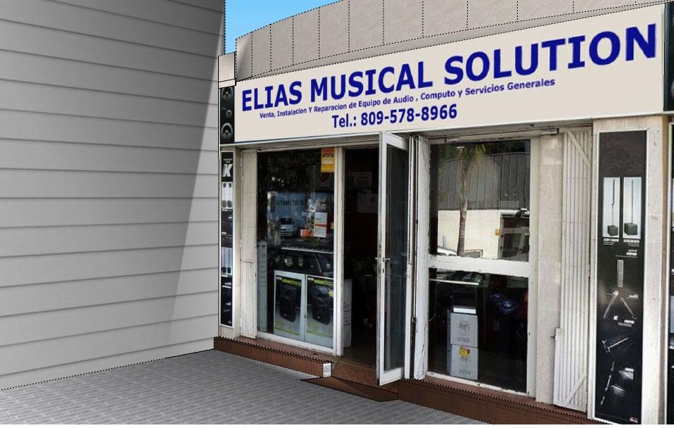 ELIAS MUSICAL SOLUTION
