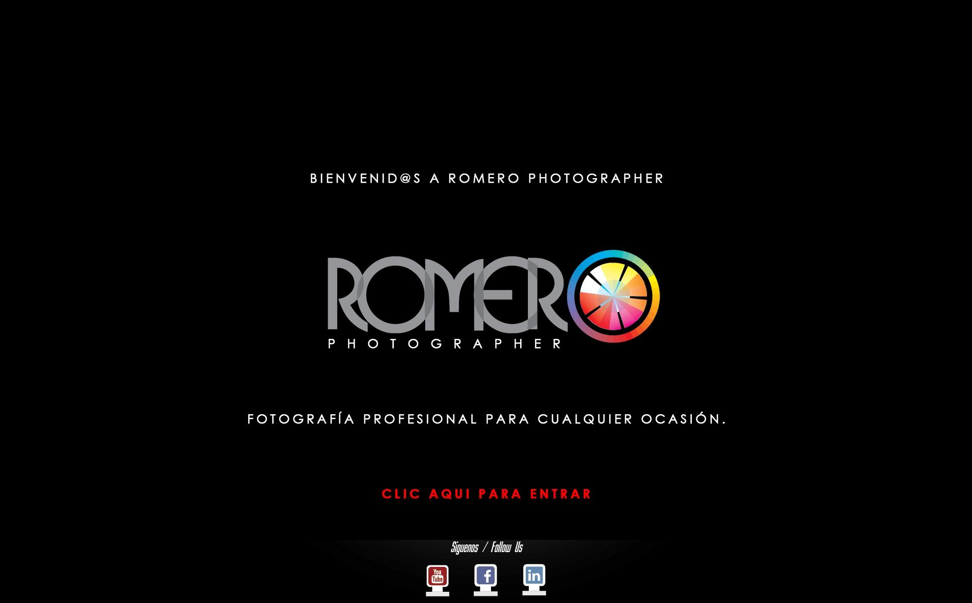 Romero Photographer