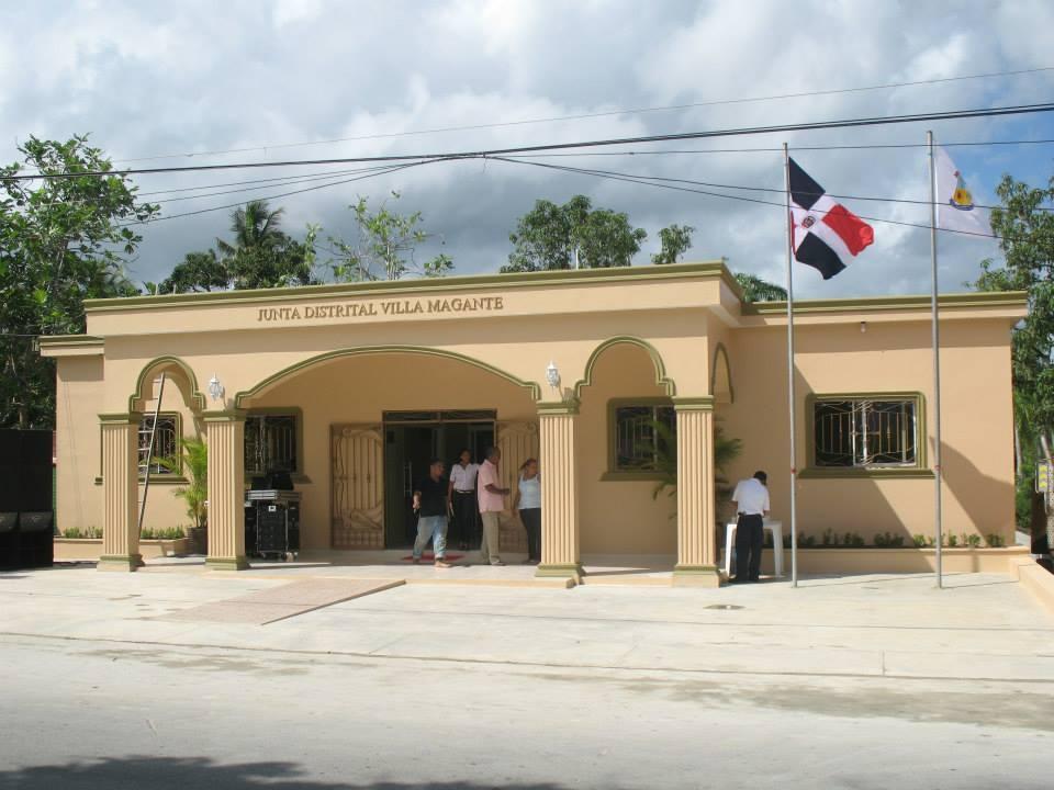 Ayuntamiento de Villa Magante