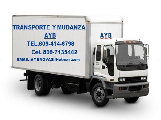 MUDANZAS Y TRANSPORTES AYB
