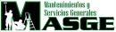 Mantenimiento y Servicios Generales (MASGE)